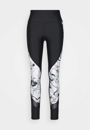 ARMOUR ALKALI LEGGING - Medias - black