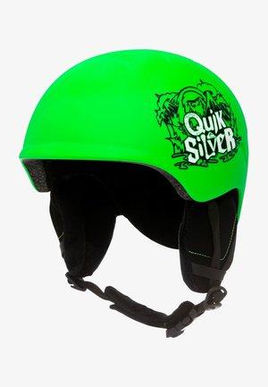 Helmet - neon green