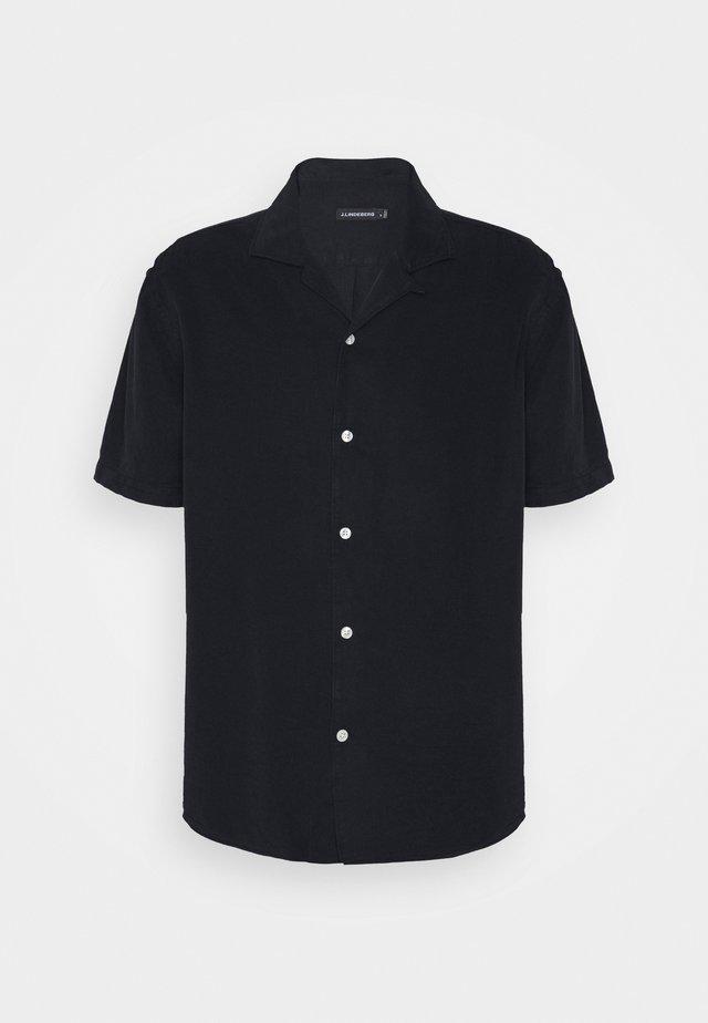 COMFORT RESORT SHIRT - Camicia - navy