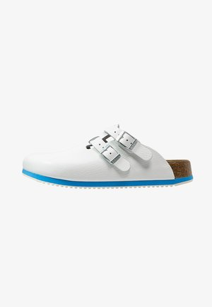 KAY - Slippers - weiß