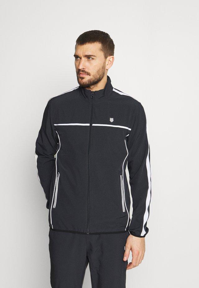 HYPERCOURT TRACKSUIT JACKET - Sportovní bunda - dark blue