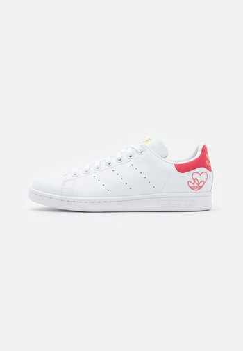 STAN SMITH  - Zapatillas - footwear white/hazel rose/gold metallic