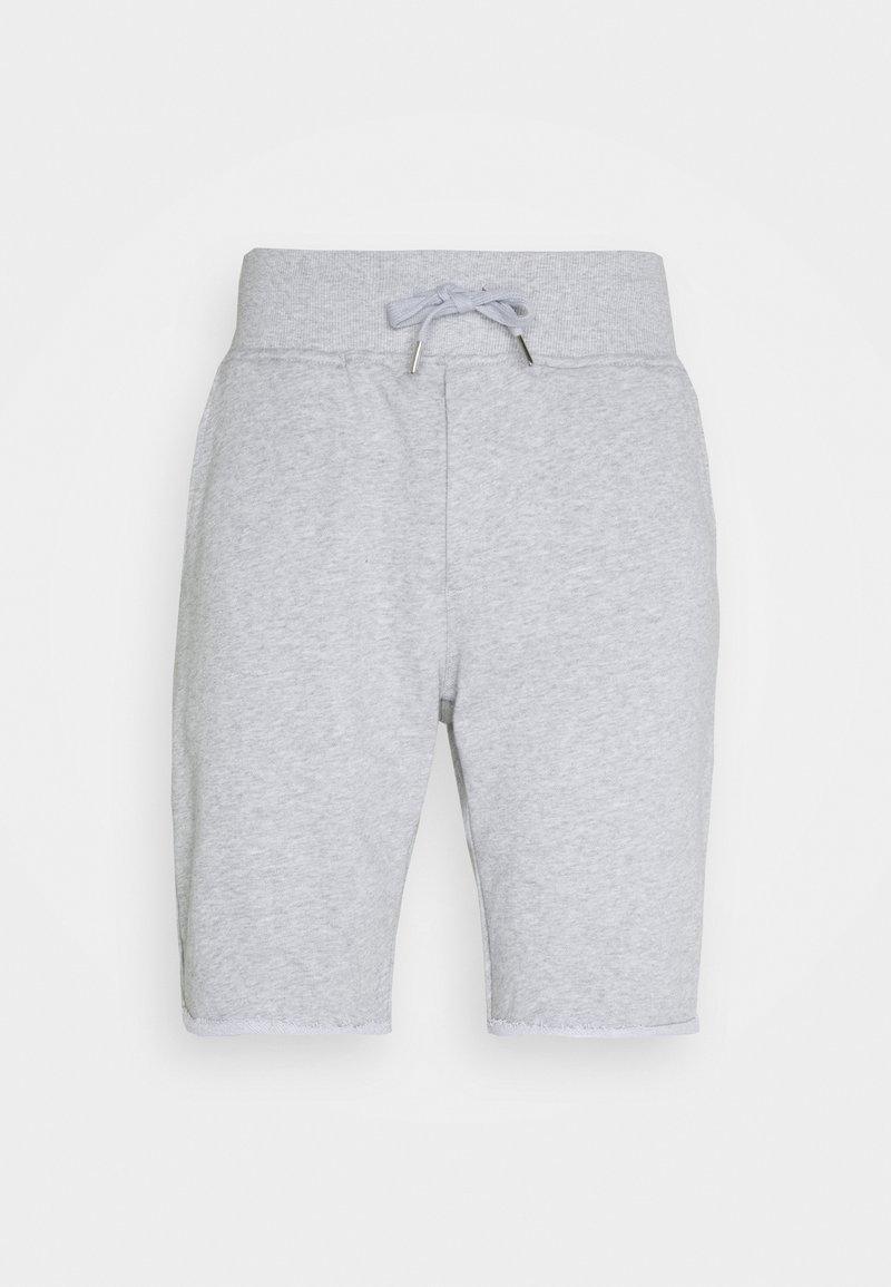 Schott - Tracksuit bottoms - heather grey