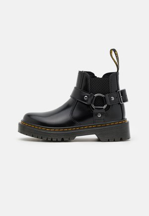 WINCOX BEX UNISEX - Kotníkové boty - black