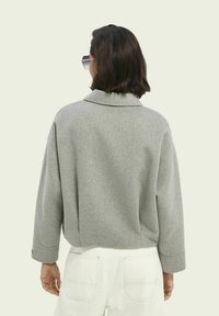 Scotch & Soda - Summer jacket - grey melange - 2