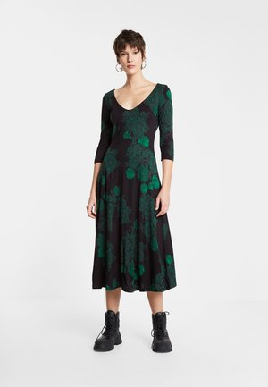 VEST YESS - Jumper dress - green