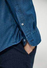 Massimo Dutti - Shirt - dark blue - 3