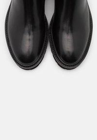 Steffen Schraut - CHAIN ROAD - Boots - black - 4