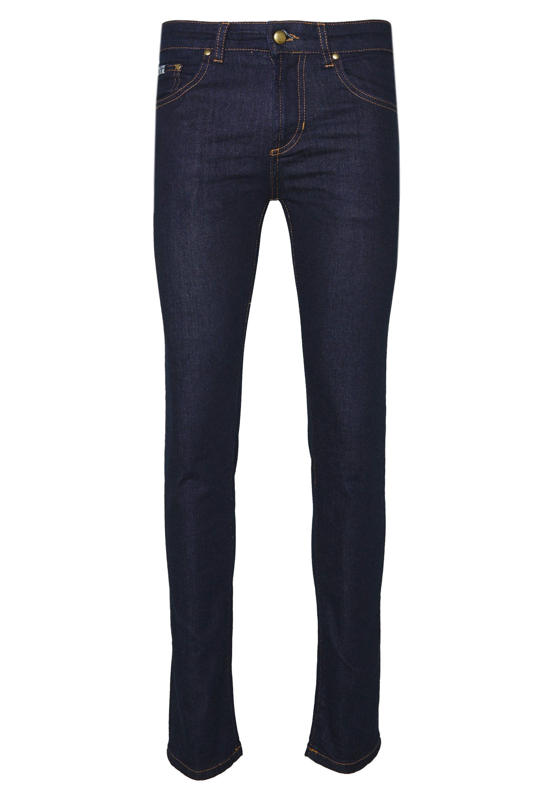 LONDON WASHED BACK LOGO Jeans Skinny Fit dark denim