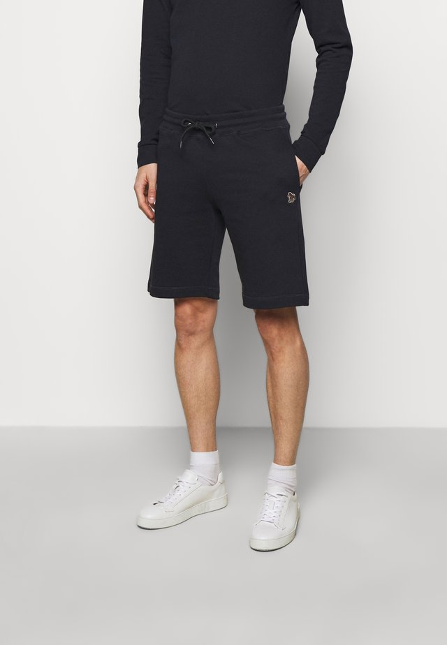 REGULAR FIT - Trainingsbroek - navy