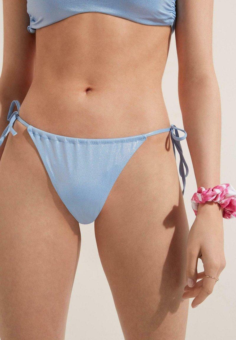 Tezenis - Bikini bottoms - bright pacific