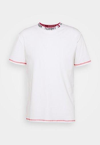 TEE - Pyjamasoverdel - white