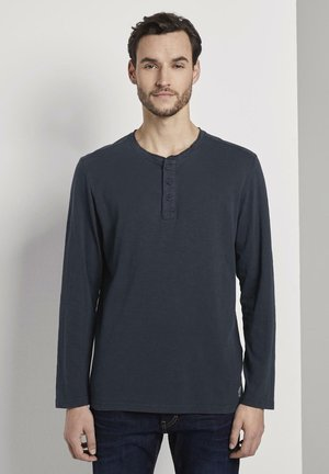 Camiseta de manga larga - sky captain blue