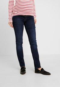 Esprit Maternity - PANTS - Slim fit jeans - darkwash - 0