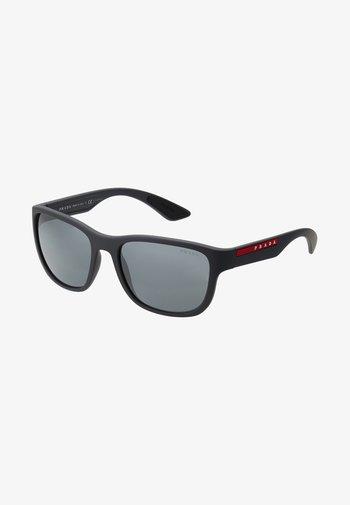 Sluneční brýle - matte black/grey mirror black