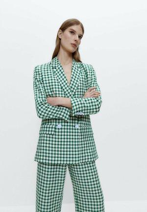 MIT VICHYKAROS  - Blazer - green