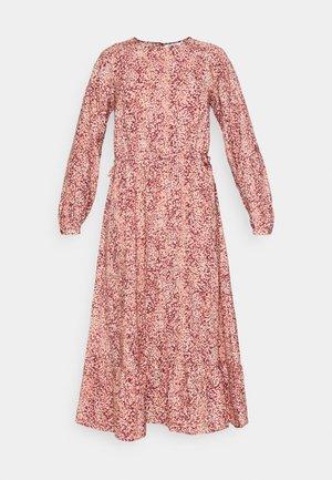AILISA DRESS - Vapaa-ajan mekko - zinfandel