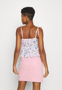 Hollister Co. - Top - pink - 2