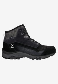 Haglöfs - SKUTA MID PROOF ECO - Hiking shoes - black/grey - 4