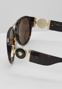 Versace - Sunglasses - havana - 4