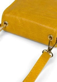 STYLEBREAKER - MIT METALL DETAIL  - Across body bag - curry - 3