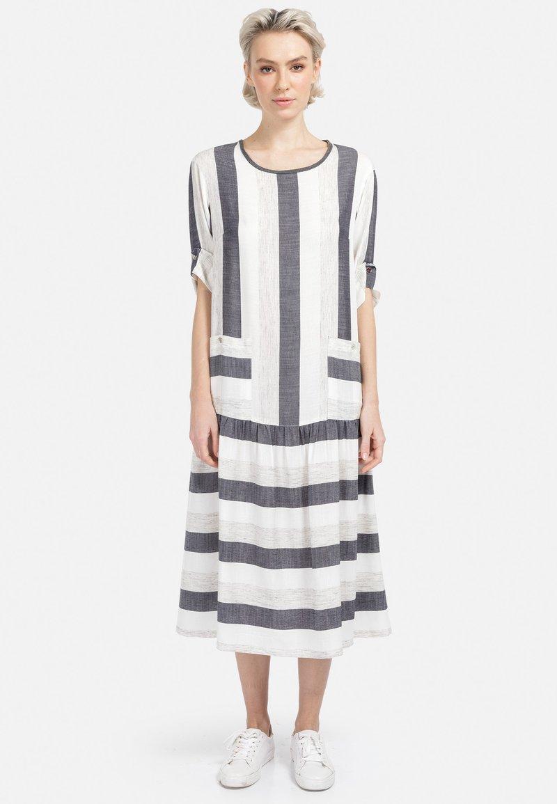 HELMIDGE - Day dress - grau