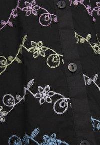 Résumé - CORA DRESS - Shirt dress - black - 6