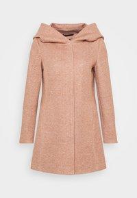 Vero Moda - VMVERODONA - Classic coat - mocha mousse melange - 4