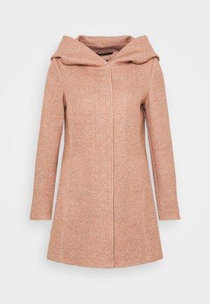 VMVERODONA - Classic coat - mocha mousse melange