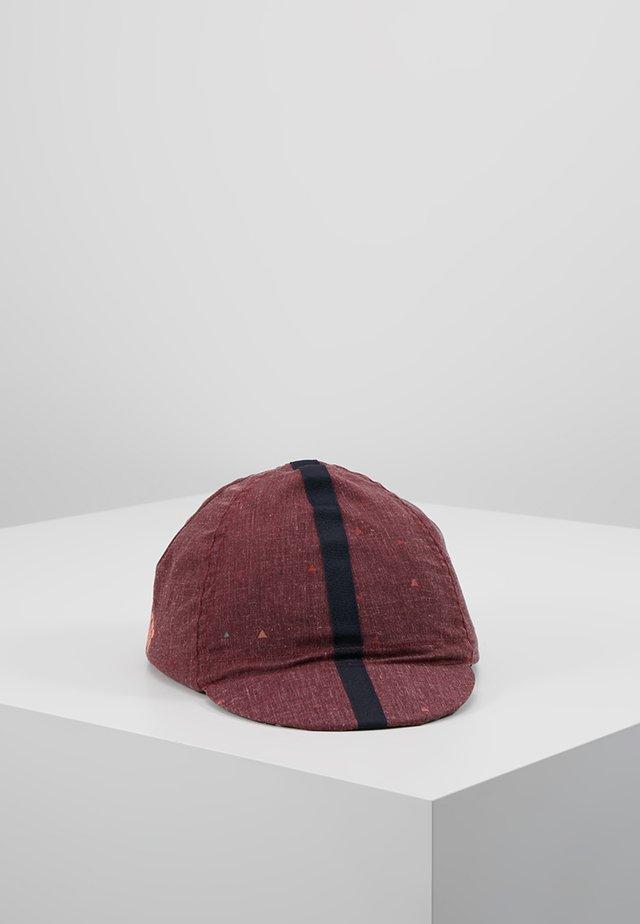 POOHL RACE WOMEN - Cap - beet red