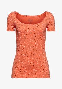 coral orange