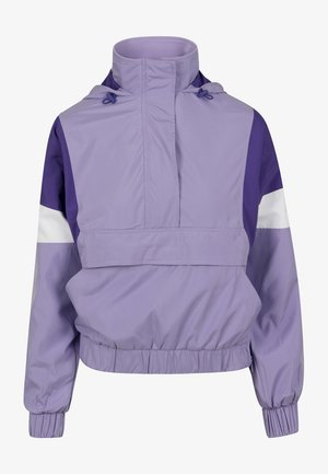 LADIES LIGHT JACKET - Veste légère - lavender/ultraviolet/white