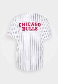 New Era - NBA CHICAGO BULLS BASEBALL  - Club wear - white - 1