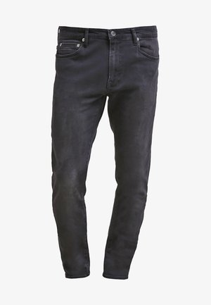 STEFAN - Slim fit jeans - worn black