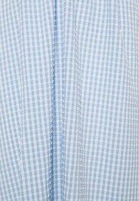 ONLY Tall - ONLJOHANNA V NECK DRESS - Kjole - blue - 2
