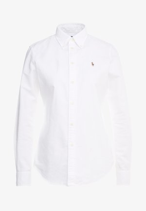 OXFORD KENDAL SLIM FIT - Košile - white