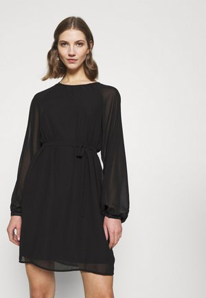 VMINGA SHORT DRESS  - Day dress - black