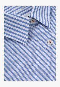 Brava Fabrics - SAKURAYA TEA - Button-down blouse - blue - 4