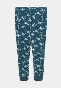 Name it - NKMNIGHTSET DINO - Pyjamas - real teal - 2