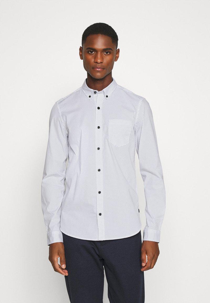 s.Oliver - LANGARM - Shirt - white