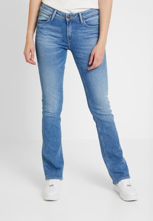 HOXIE - Bootcut jeans - jaded