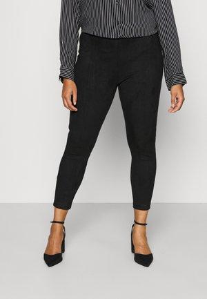 TREGGING - Leggings - Trousers - black