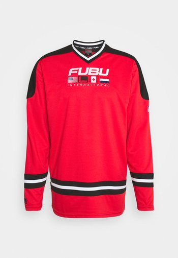 CORPORATE HOCKEY JERSEY - Long sleeved top - white