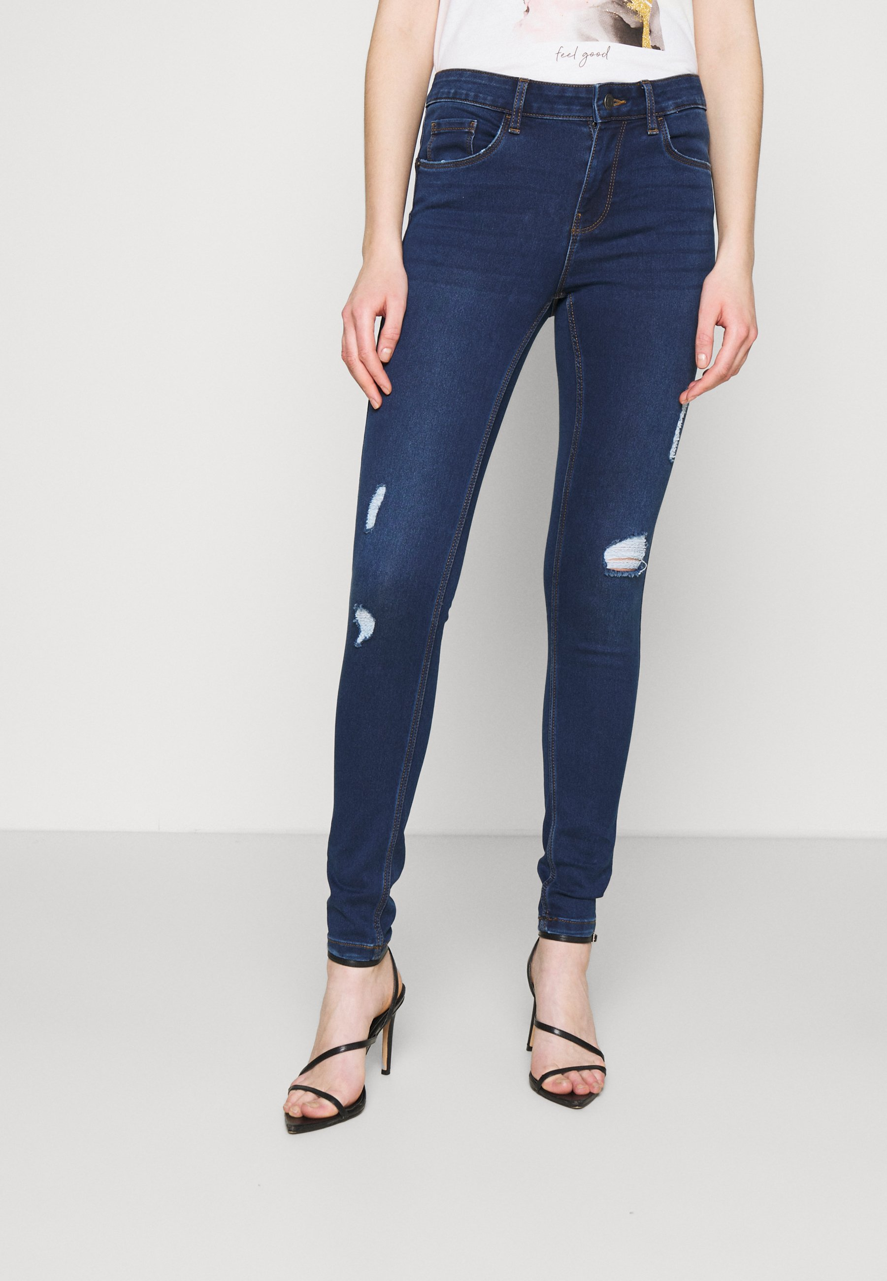 Women VMSEVEN SHAPE UP  - Jeans Skinny Fit