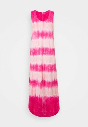 TANK MIDI DRESS - Vestito di maglina - pink