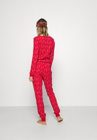 Anna Field - SET - Pyžamo - red - 2
