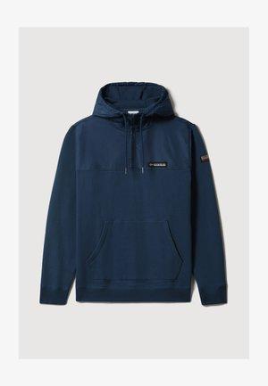 Sweatshirt - blue french