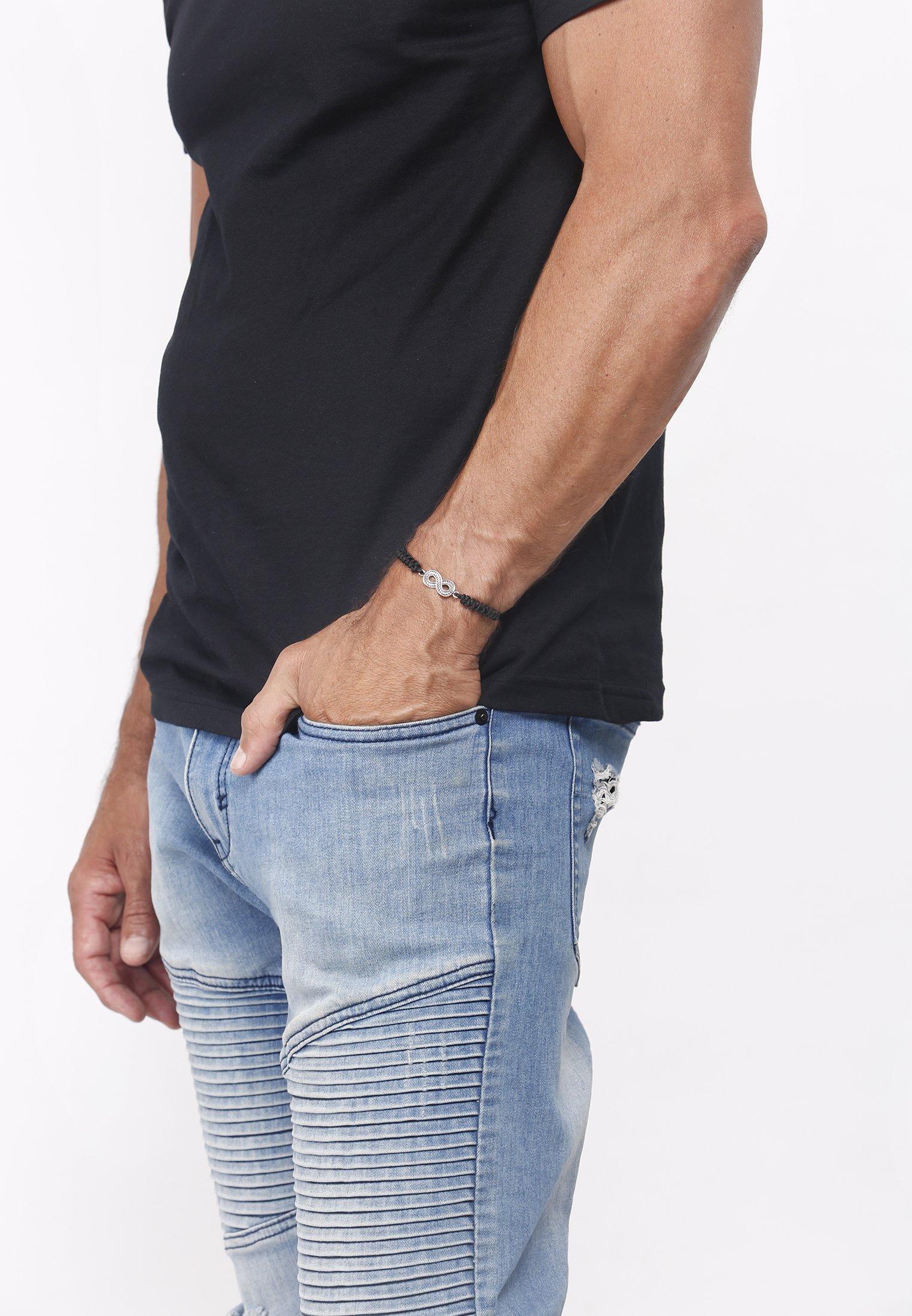 Herren INFINITY SYMBOL  - Armband