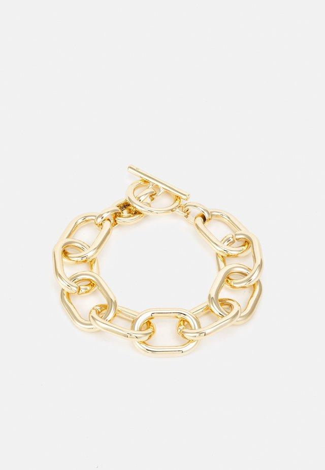 CHAIN LINK FLEX - Bracelet - gold-coloured