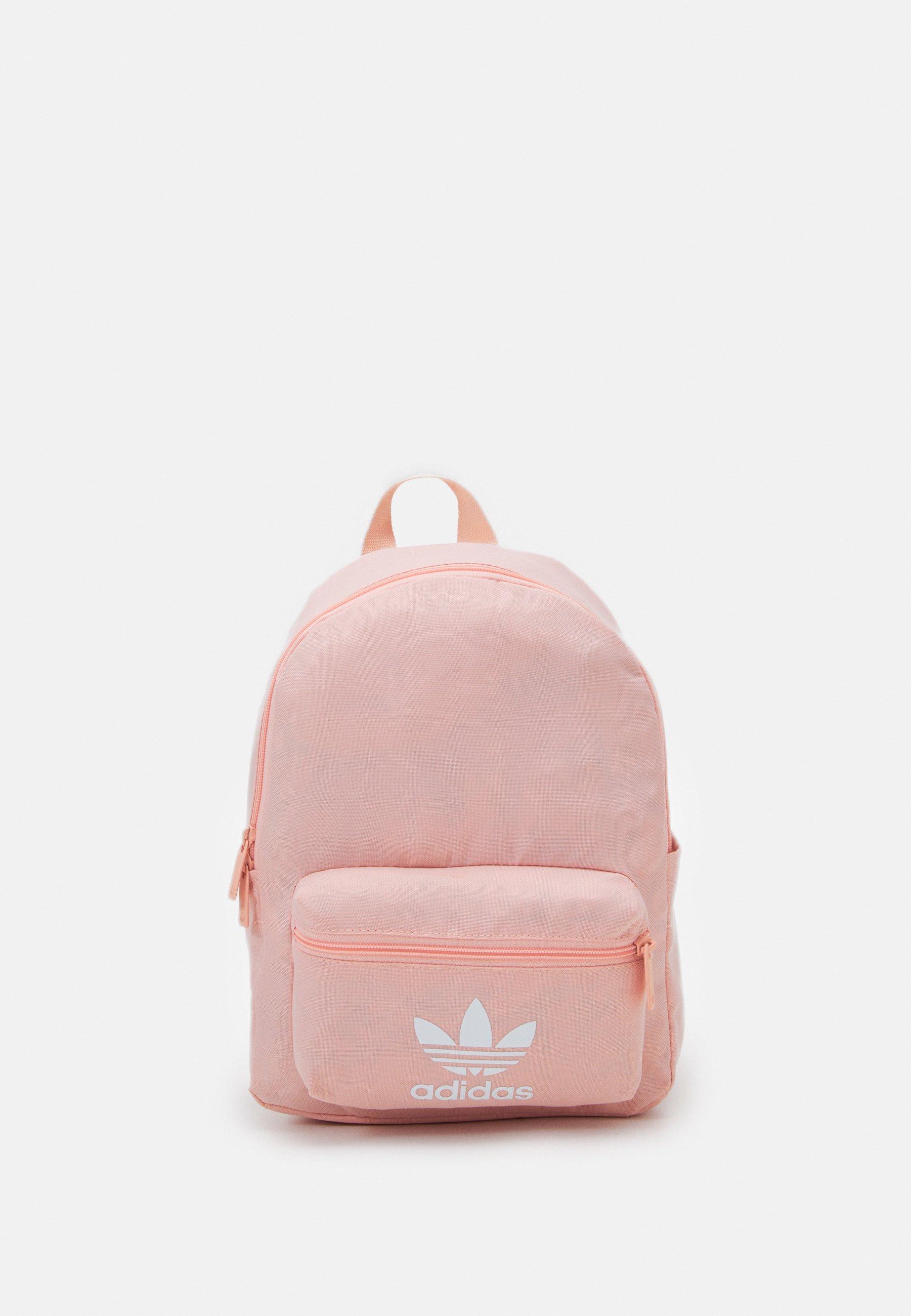 Adidas Originals Small Adicolor Backpack - Reppu Light Pink